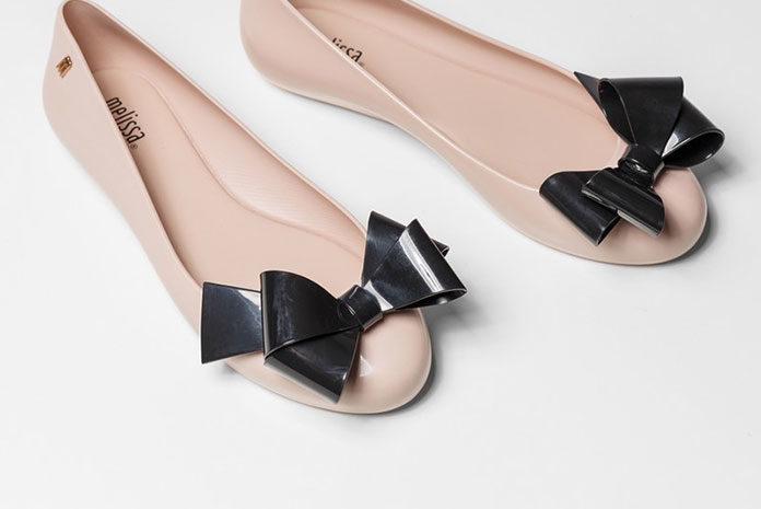 Melissa - pachnące buty z gumy