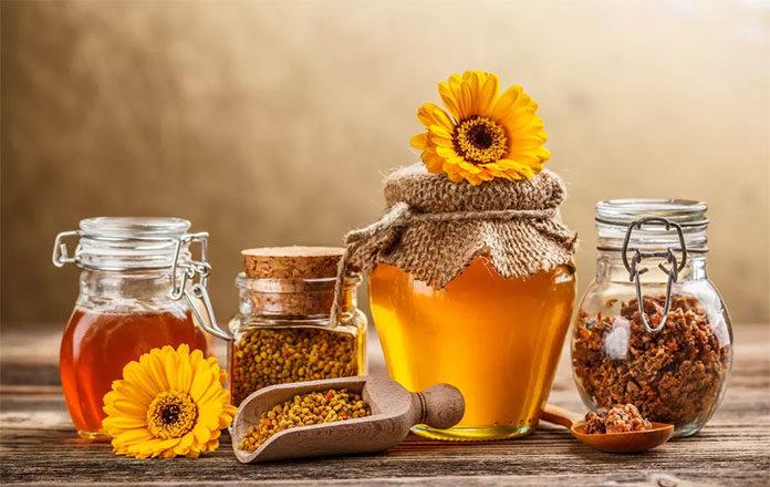 Miód - podział, składniki odżywcze oraz właściwości lecznicze