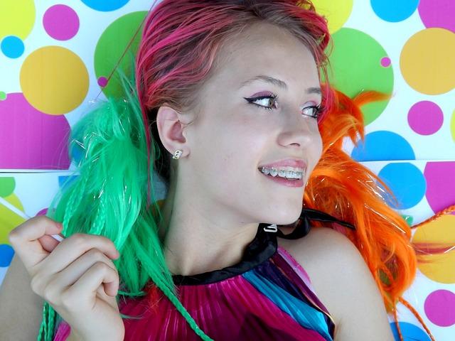 Wczesna ciąża, a farbowanie włosów