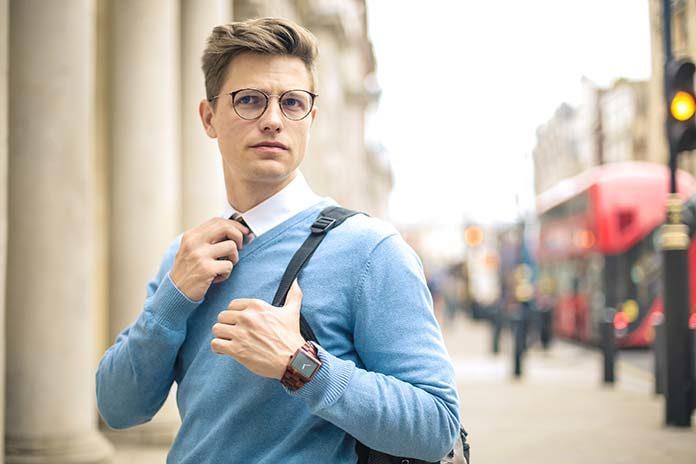 Styl Ivy League wciąż obecny w modzie męskiej