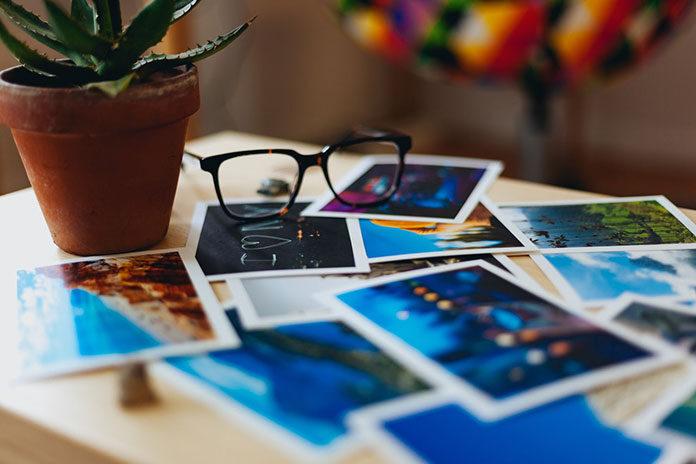 Odbitki zdjęć cyfrowych przez internet