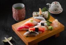 Smaczne sushi